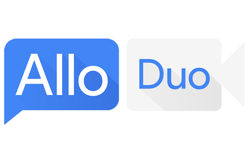 Check The New Icon For Google Messaging App Allo and Duo