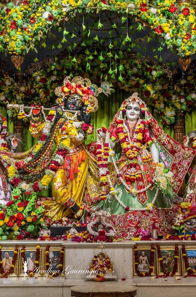 ISKCON Mayapur Deity Darshan 13 Jan 2017 (16)