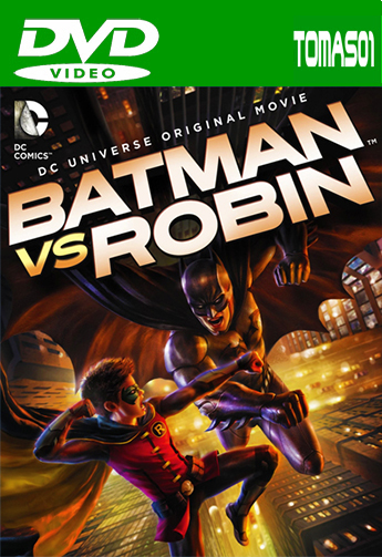 Batman Vs. Robin (2015) DVDRip