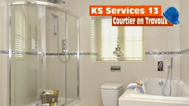ks services 13 prix devis pose d une cabine de douche. Black Bedroom Furniture Sets. Home Design Ideas
