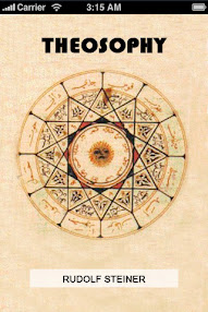 Cover of Rudolf Steiner's Book Theosophy