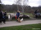 Was macht der kleine Hund da hinter Finja?