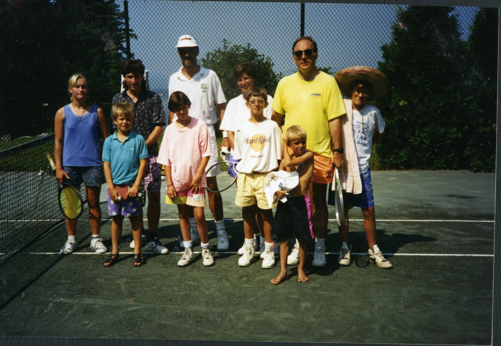 1989-90 Family Camp