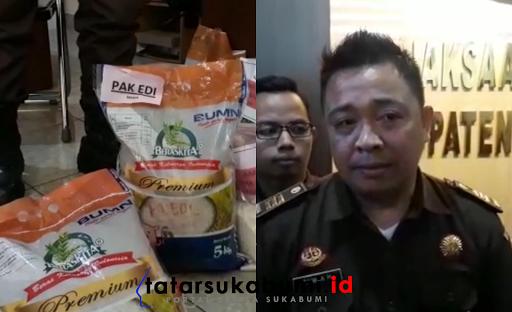 2 Oknum Nakal Bulog Cianjur Selewengkan Program BPNT di Sukabumi, Kerugian 3,9 Milyar