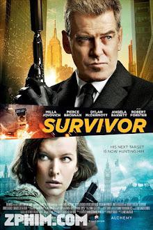 Phản Sát - Survivor (2015) Poster