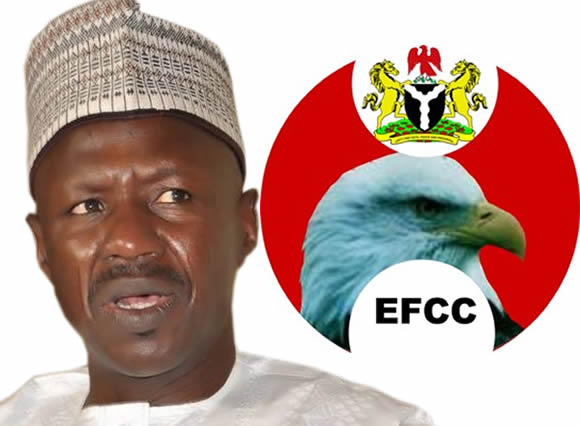 #TheMatter: Ibrahim Magu Makes New Confessions, Fingers Presidential Villa