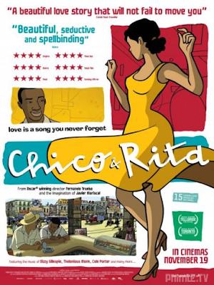 Phim Chico Và Rita - Chico & Rita (2010)