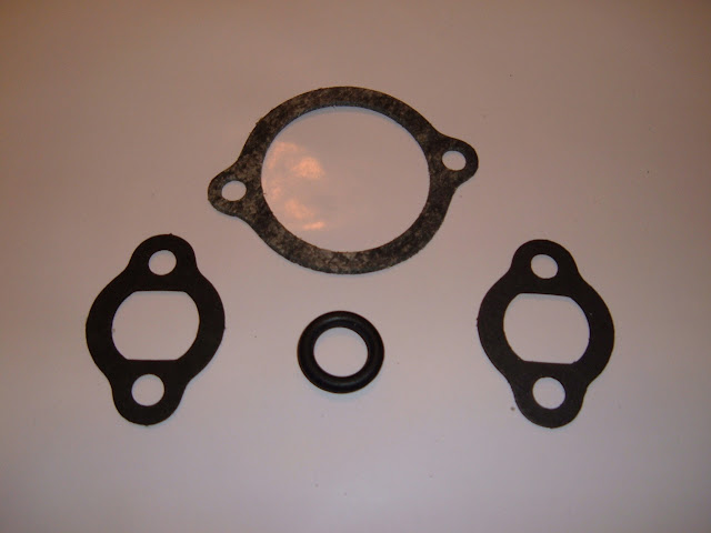 WMGS Water manifold gasket & seal kit 10.00, these fit and seal perfectly.