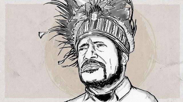 Ringkihnya Pemerintahan Sementara West Papua ala Benny Wenda