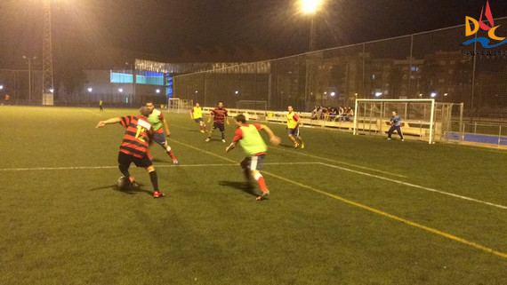 Un gol in extremis nos salva de la primera derrota en Fútbol 7