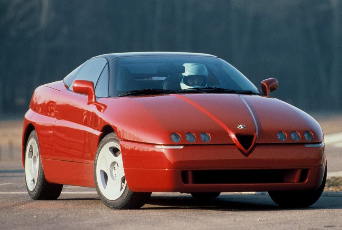 Alfa Romeo - Proteo