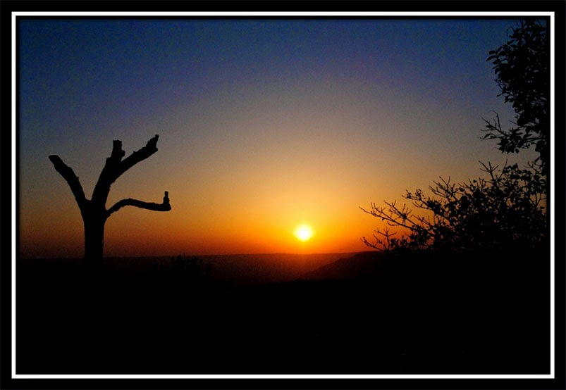 Netarhat - Sunset