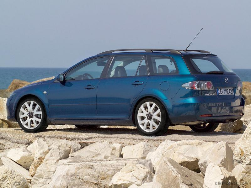2004 mazda mazda6 wagon specifications pictures prices. Black Bedroom Furniture Sets. Home Design Ideas