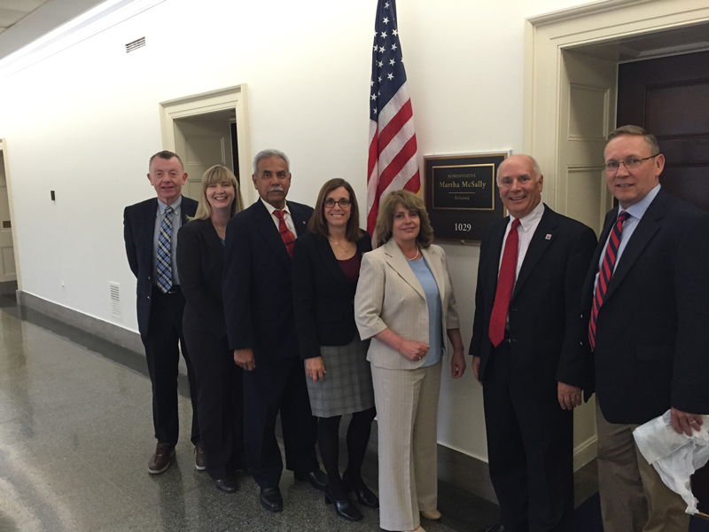 Washington DC CEO Summit 2016 - Congresswoman-McSally-.jpg