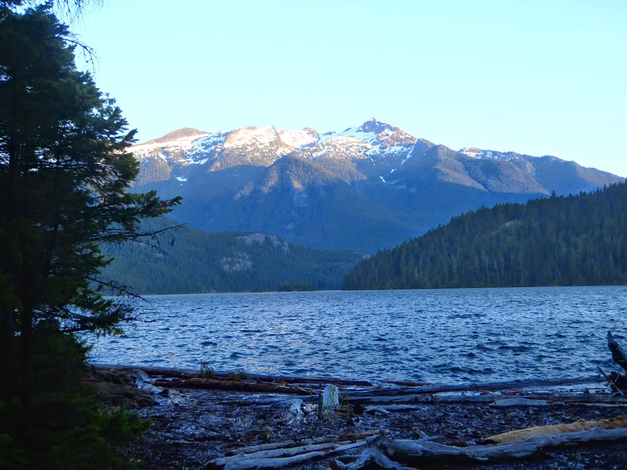 Ross Lake July 2014 - P7110145.JPG