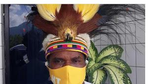 Tokoh Adat Papua Yanto Eluay NKRI Harga Mati Otsus Harus Tetap di Lanjutkan