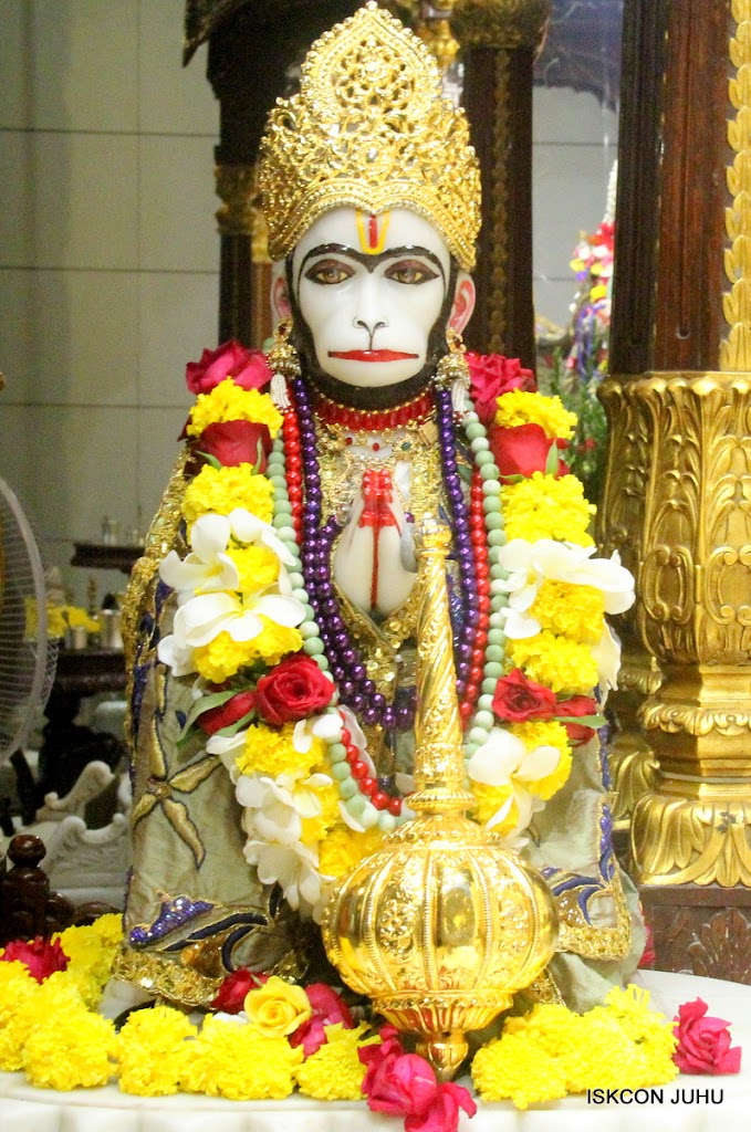 ISKCON Juhu Sringar Deity Darshan on 24th June 2016 (19)