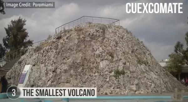 The Smallest Volcano