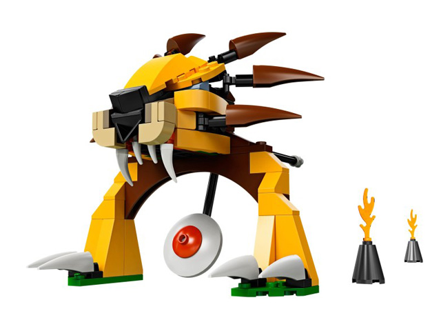 レゴ チーマ 究極のスピードーズ・トーナメント 70115