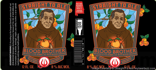 Straight To Ale Adding Blood Brother 12oz Cans