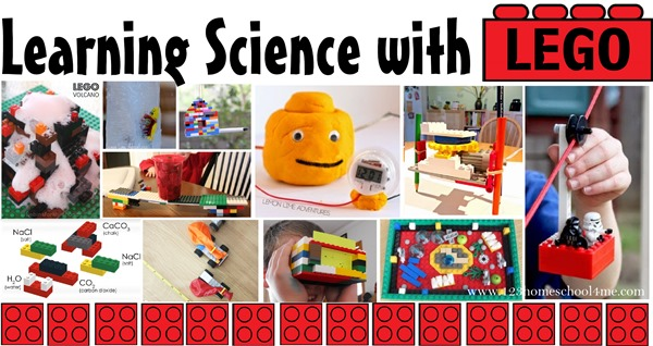 Learning Science with Lego Activities