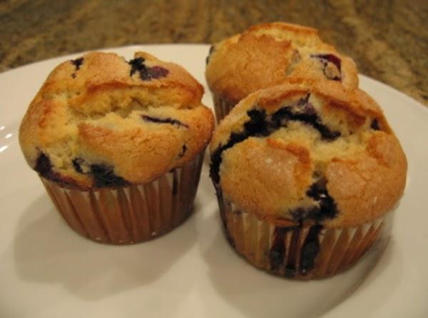 Ultimate Blueberry Muffins Recipe