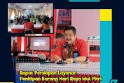 Jajaran Lapas Makassar Gelar Rapat Persiapan Jelang Hari Raya Idul Fitri Bahas Sejumlah Agenda
