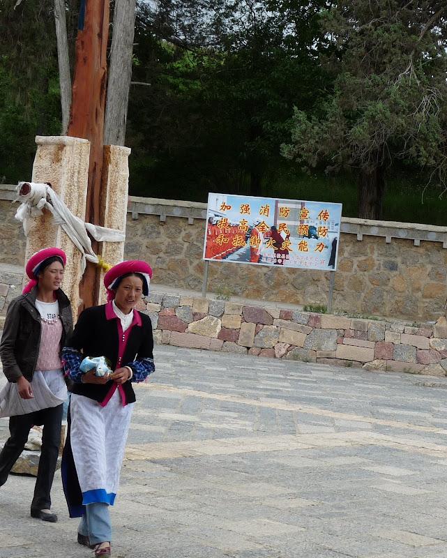 Chine.Yunnan. Ganten Sumtsenling Monastery, Shangri la - P1260093.JPG