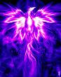 Fantasy Fire Phoenix