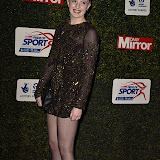 OIC - ENTSIMAGES.COM - Natasha Coates at the  Daily Mirror Pride of Sport Awards  London 25th November 2015 Photo Mobis Photos/OIC 0203 174 1069