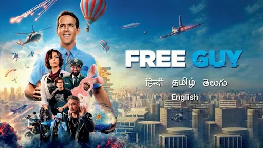 Free Guy Hindi Dub