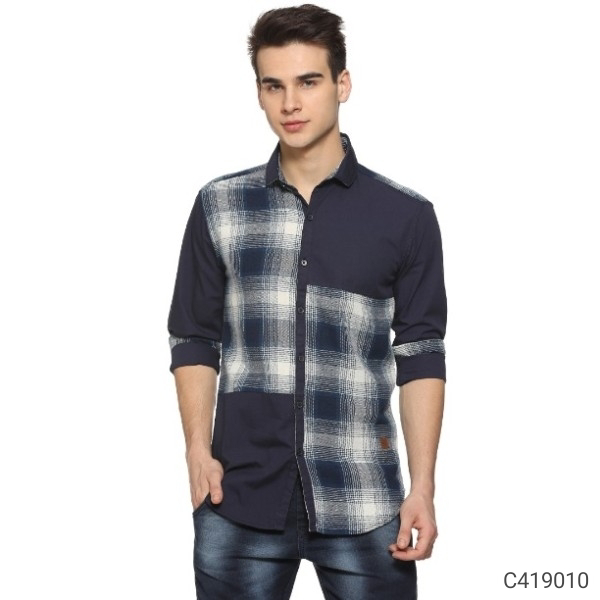 Campus Sutra Casual Men's Shirt