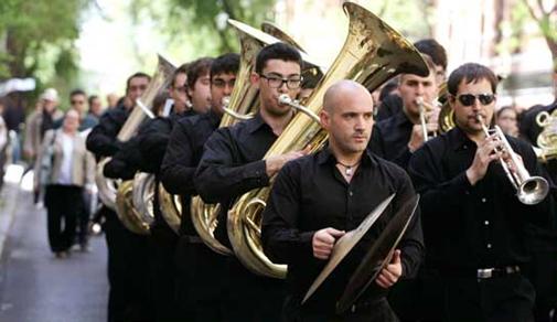 III Encuentro de bandas de música en los Teatros del Canal, con acceso gratuito