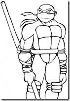 tortugas ninja colorear (4)