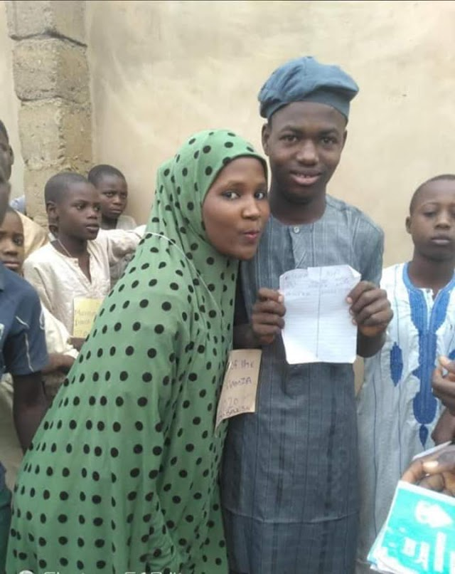 Kaduna Town Conducts Election for Two Boys who Aims To Marry Same Lady (Photos)
