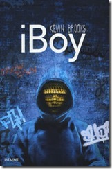 iBoy - copertina - libro - Piemme - Brooks