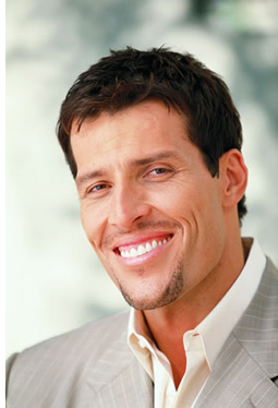 Anthony Robbins Testimonials, Anthony Robbins