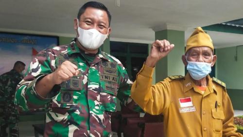 Dandim 0205/TK: Tanpa Veteran Kita Tidak Ada Apa-apanya
