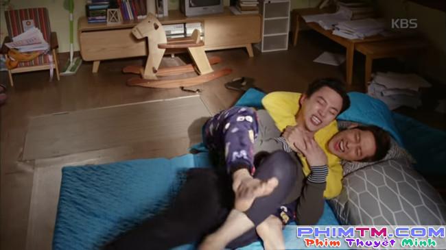 """""""Sếp Kim"""" khép lại cùng màn cover TT của Nam Goong Min và Jun Ho - Ảnh 8."""