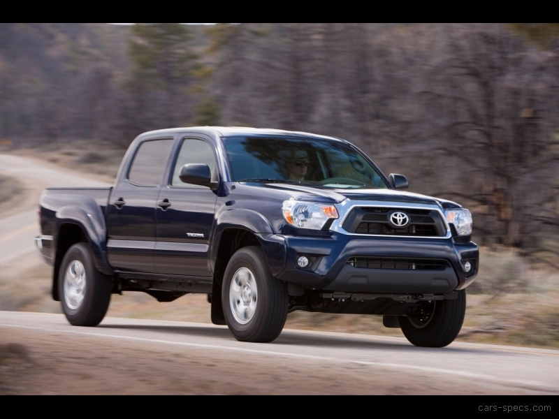 ... 2012 Toyota Tacoma 00006 ...