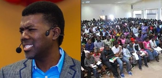 """Jesus Fed The Poor, But The Poor Feed Pastors Today"" – Reno Omokri"