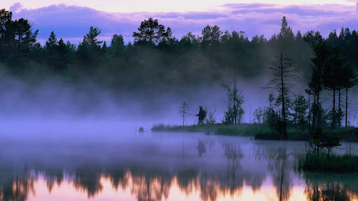 Casting at Dawn, Byske, Vasterbotten, Sweden.jpg