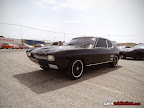 Black Ford Capri