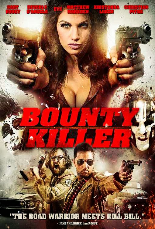 Poster Of English Movie Bounty Killer (2013) Free Download Full New Hollywood Movie Watch Online At Alldownloads4u.Com