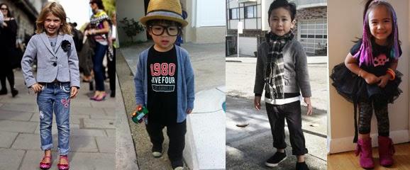 Moda Infantil com estilo