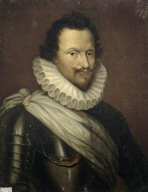 Retrato de Concino Concini, Conde de Penna