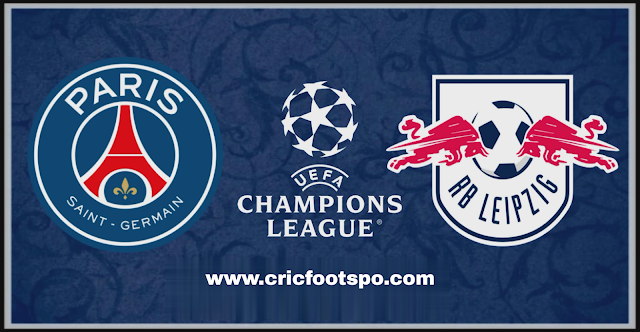 UEFA Champions League : Paris Saint Germain Vs RB Leipzig Match Preview, Line Up, Match Info