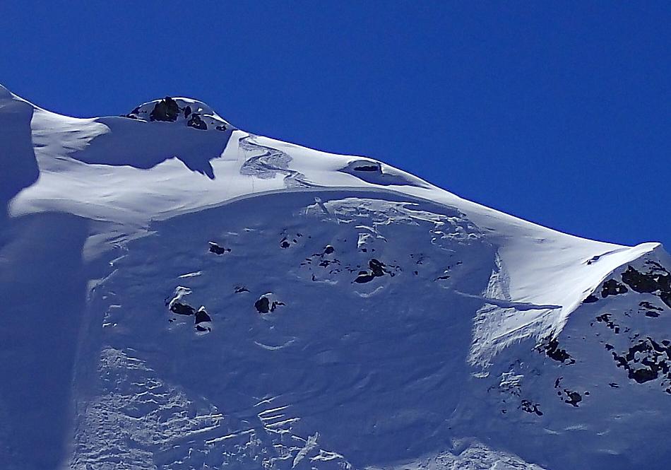 Avalanche Valais, secteur Cabane de Prafleury, Col de Mourty - Photo 1