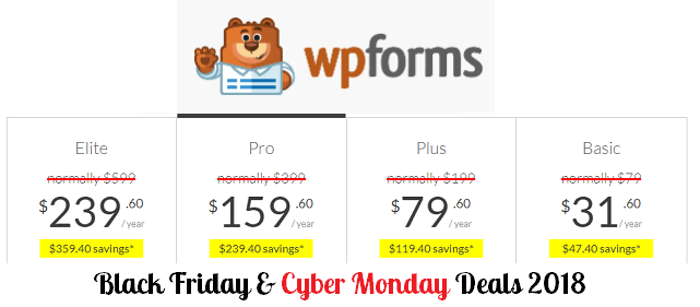 wpforms-black-fridays-and-cyber-monday-deals-2018