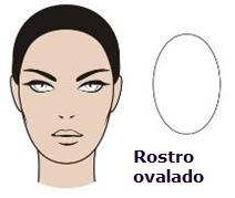 Tipo de rostro ovalado